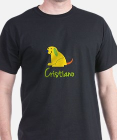 Cristiano Loves Puppies T-Shirt