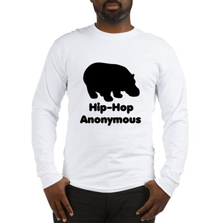 Hip-Hop Anonymous Long Sleeve T-Shirt