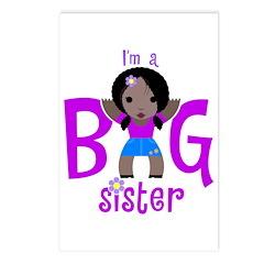 Big Sister Postcards (Package of 8)