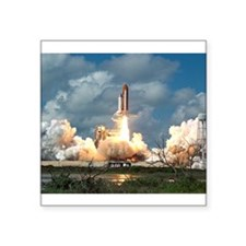 STS-26 Return to Flight Launch.jpg Square Sticker