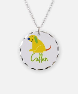 Cullen Loves Puppies Necklace