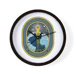 USS Lassen Wall Clock