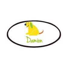 Damion Loves Puppies Patches