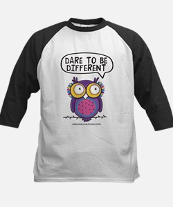 Dare to be different Owl Baseball Jersey