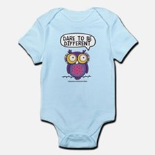 Dare to be different Owl Body Suit