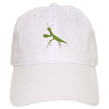 Praying Mantis Baseball Baseball Cap