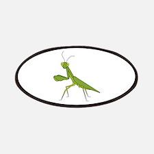 Praying Mantis Patches