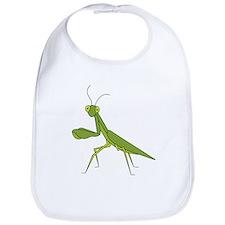 Praying Mantis Bib