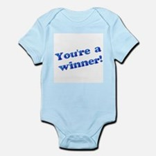 You're A Winner Infant Bodysuit