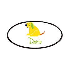 Dario Loves Puppies Patches