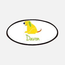 Davon Loves Puppies Patches