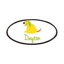 Dayton Loves Puppies Patches