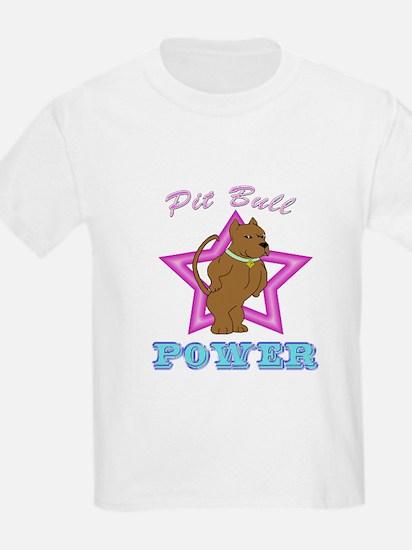 Pit Bull Power T-Shirt