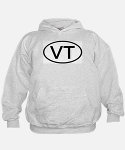 VT Oval - Vermont Hoodie