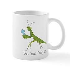 Get Your Pray On Small Mug