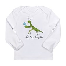 Get Your Pray On Long Sleeve T-Shirt