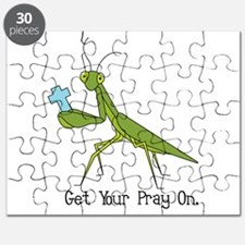 Get Your Pray On Puzzle
