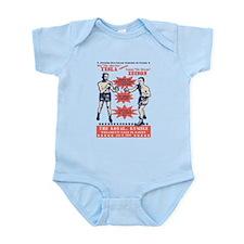 Tesla v. Edison Infant Bodysuit