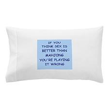 MAHJONG Pillow Case