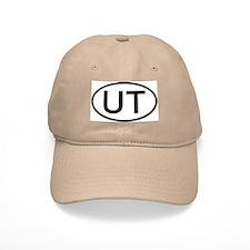 UT Oval - Utah Baseball Cap
