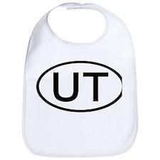 UT Oval - Utah Bib