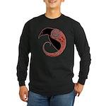 The Morrigan Long Sleeve T-Shirt Dark Colors