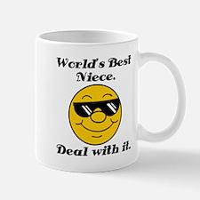 World's Best Niece Humor Mug