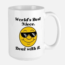 World's Best Niece Humor Mug