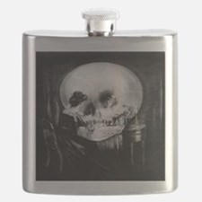 All is Vanity Flask