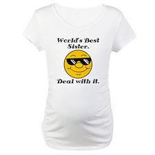 World's Best Sister Humor Shirt