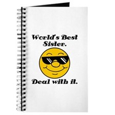 World's Best Sister Humor Journal