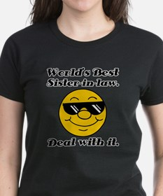 World's Best Sister-In-Law Humor Tee