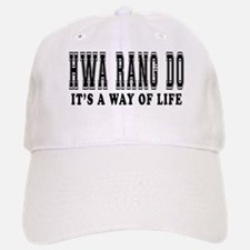 Hwa Rang Do Is Life Baseball Baseball Cap