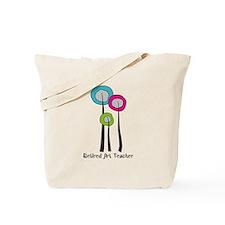 retired art teacher 7 Tote Bag