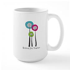retired art teacher 7 Mug
