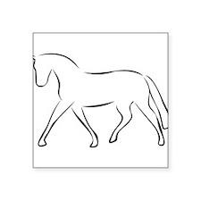 Pferd Sticker