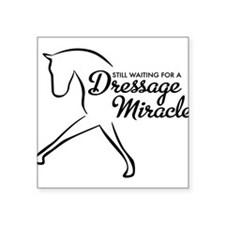 Dressage miracle Sticker