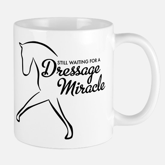 Dressage miracle Mug