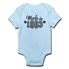 Made in 1983 Body Suit
