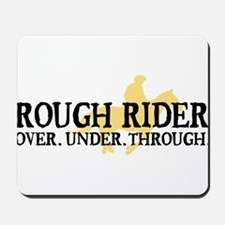 Rough Rider Mousepad