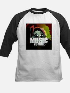 Music Zombie Baseball Jersey