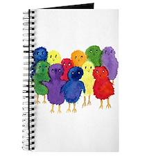 Easter Chicks Journal