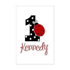 1 Ladybug KENNEDY - Custom Posters