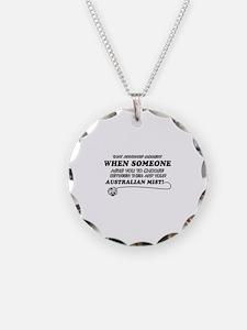 Australian Mist cat gifts Necklace