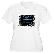 NF AWARENESS - BLACK Plus Size T-Shirt