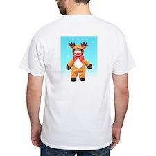 Reindeer Sock Monkey Shirt