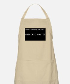 REALITY.SYS: BBQ Apron