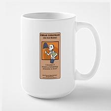 Scut Monkey Mug