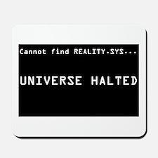 REALITY.SYS: Mousepad