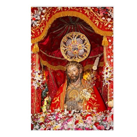 Santo Cristo Postcards (Package of 8)